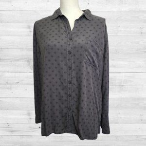 beachlunchlounge Button Down Shirt L